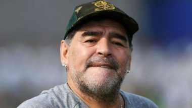Diego Maradona Returns as Coach of Argentina's Gimnasia La Plata Two Days After Leaving